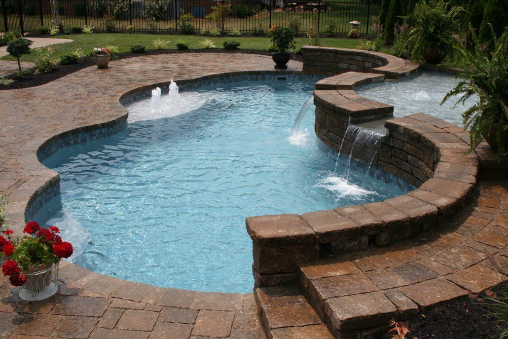 Inground Pool Installation O Vernon Poolman