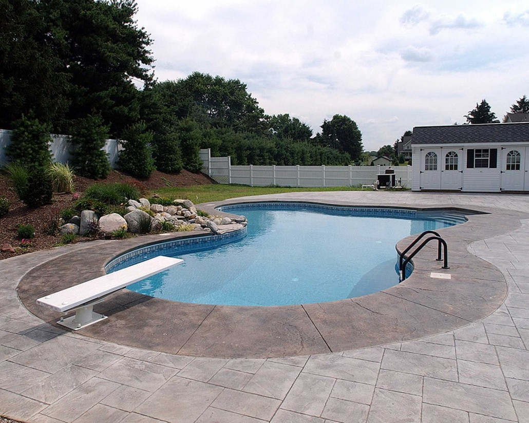 Inground Pool Pictures Ideas
